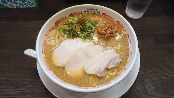「【限定】蟹味噌そば 980円」@あら焼鶏白湯 カシムラの写真