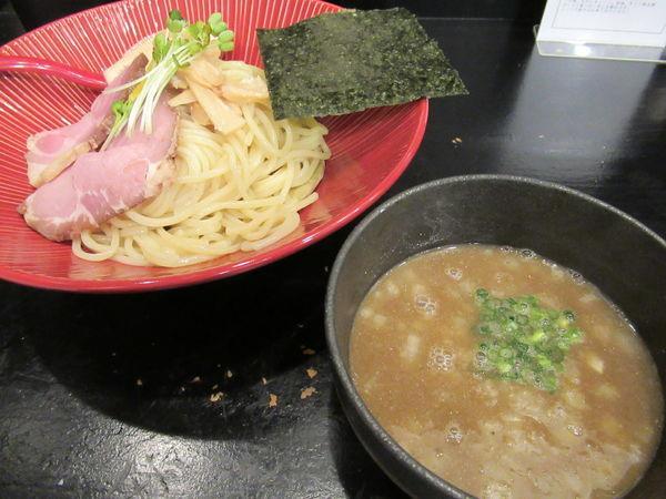 「梅と煮干つけ麺(850円)」@麺屋 ちょこざいの写真