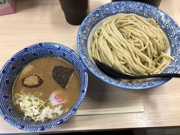 「つけ麺 大盛り」@狼煙 〜NOROSHI〜の写真