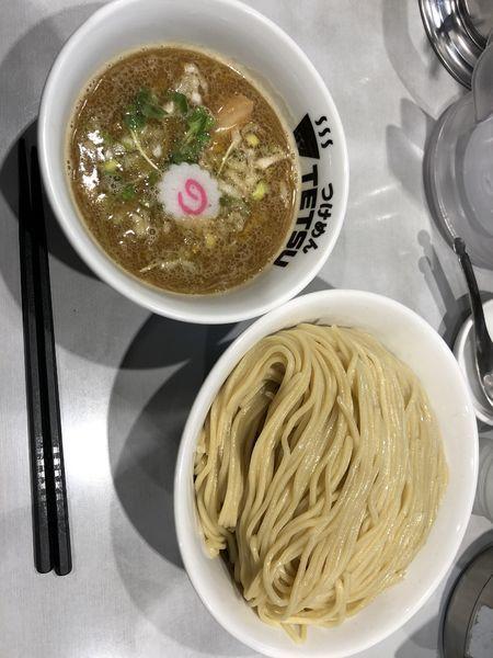 「つけ麺 特盛500g」@つけめん102 大宮店の写真
