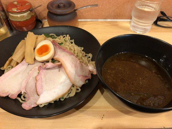「つけ麺」@白河ラーメン 麺や鶏正の写真