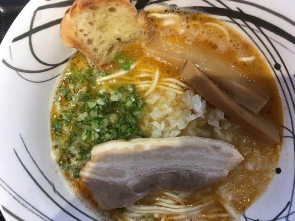 「濃厚鶏そば醤油 790円」@めし処 美熊屋 ビックマーチひたちなか店の写真