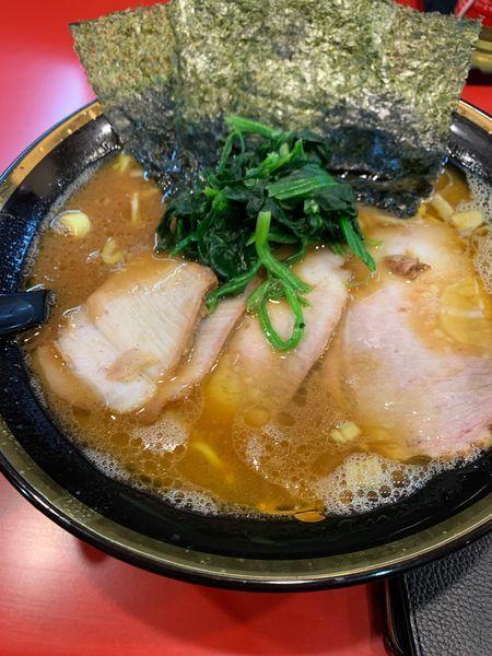 「チャーシュー麺850円」@環2家の写真