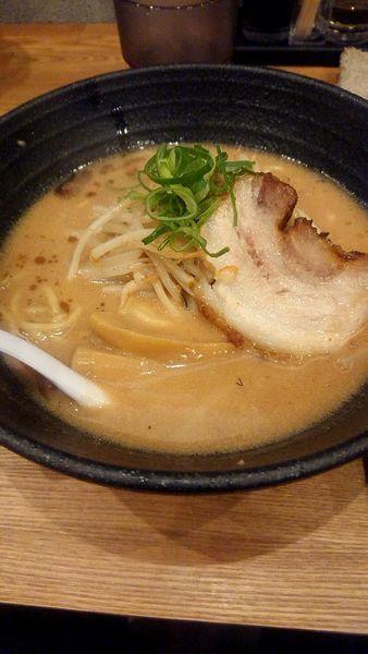 「味噌ラーメン」@麺処 青野の写真