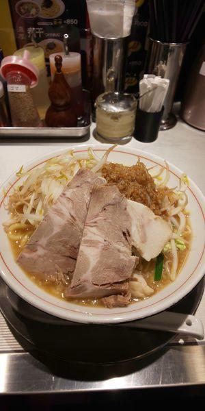 「Gラーメン」@麺屋じゃいあん 花小金井店の写真