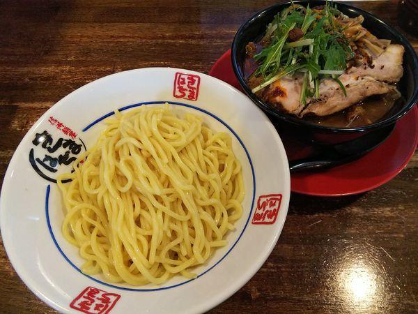 「【月曜限定】カレーつけ麺 並 1.5玉」@信州麺屋 きまはち商店の写真