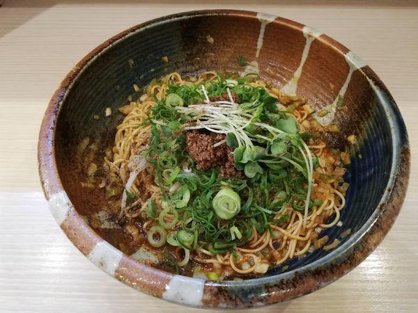「細麺 1辛」@八玄八角の写真