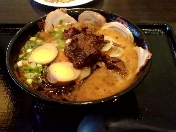 「ZEN NOSE RAMEN$12.95」@味千拉麺 グアム プレミア アウトレットモール店の写真