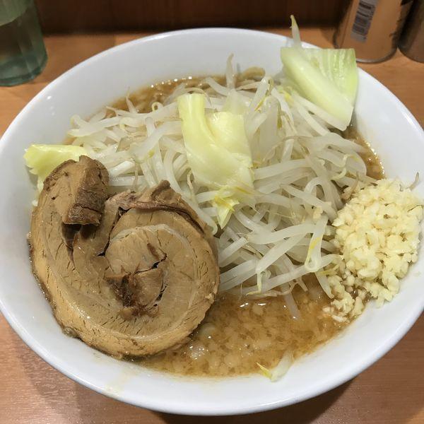 「味噌らーめん(¥800)」@らーめん忍者の写真