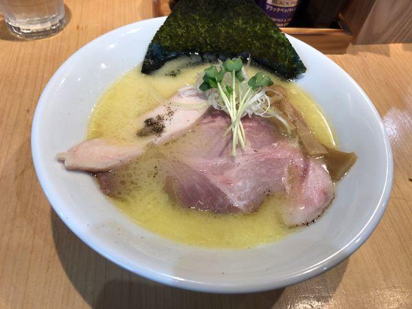 「鶏白湯ラーメン」@麺屋774の写真