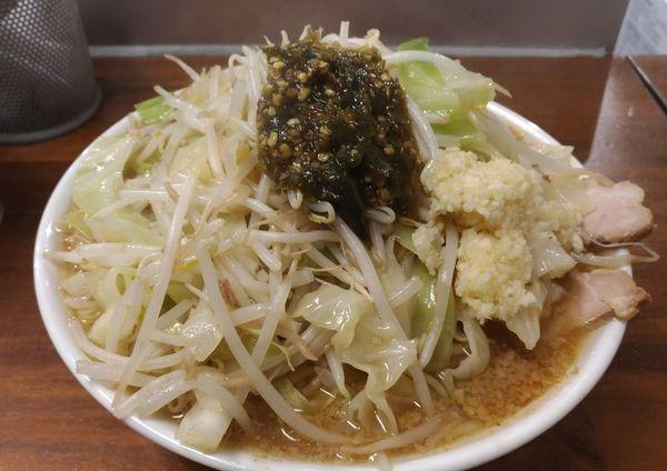 「味噌」@ラーメン凛 砂町店の写真