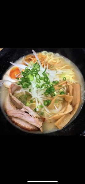 「鶏白湯ラーメン」@麺処 ふじのの写真