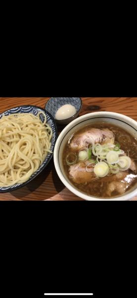 「つけチャーシュー醤油 大盛 味玉トッピング」@麺 一直の写真