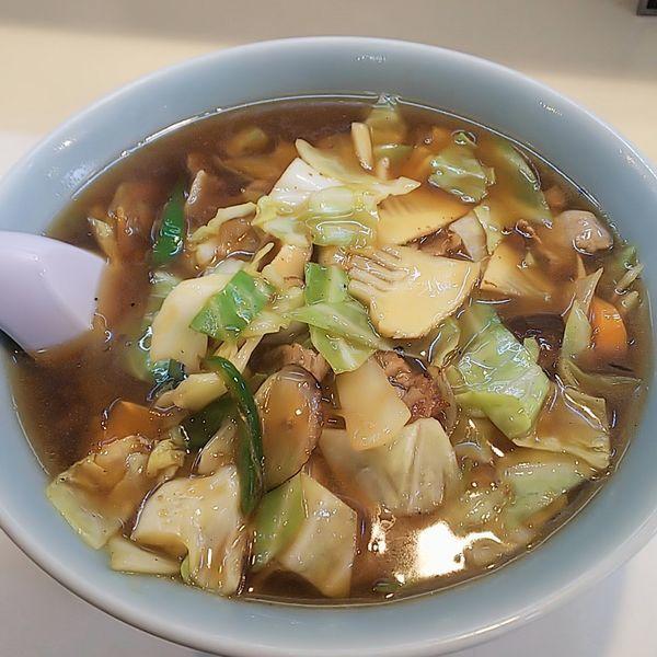「広東麺」@中華 豊楽の写真