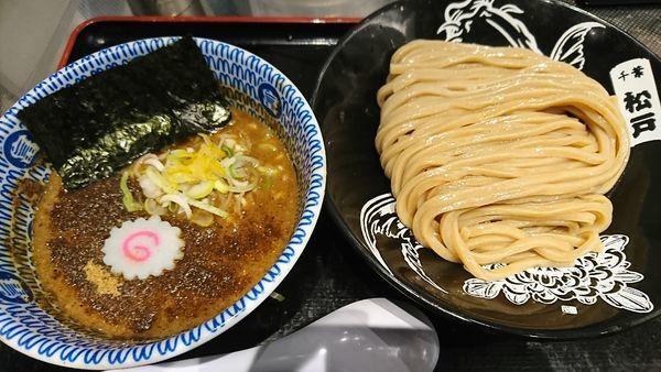 「濃厚つけめん(920円)」@松戸富田麺絆の写真