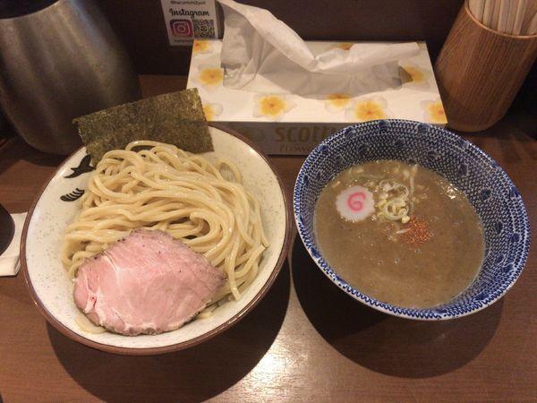 「味噌つけ麺(780円)」@俺の麺 春道の写真