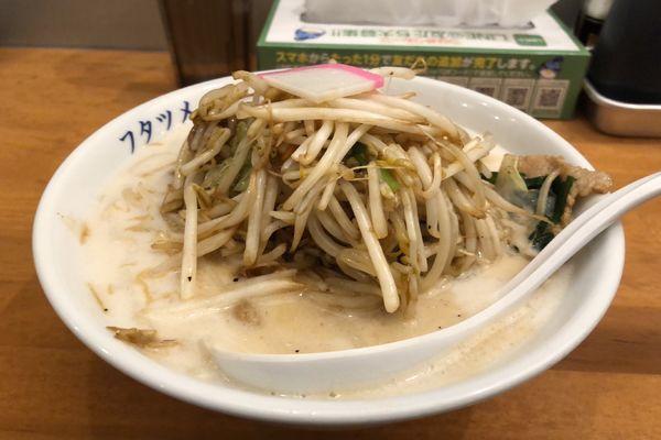 「濃厚タンメン」@極濃湯麺 フタツメ 貝沢店の写真