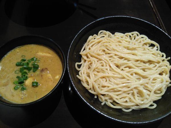 「濃厚つけ麺¥860」@中華そば 輝羅の写真