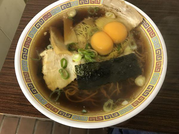 「醤油ラーメン」@きんちゃんラーメンの写真