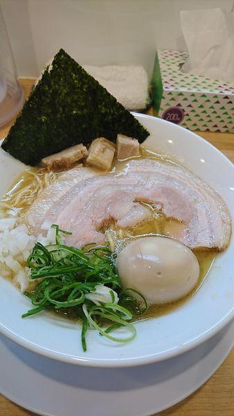 「特製鶏白湯ラーメン」@麺屋 瑞風の写真