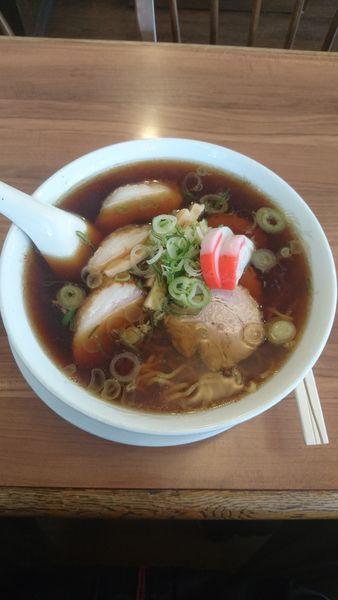「チャーシュー麺」@中華そば ガーデンの写真