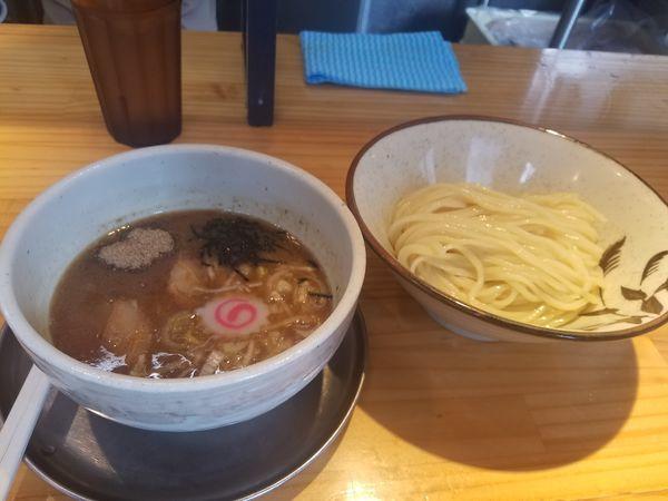 「あっさりつけ麺」@健勝軒 本八幡店の写真