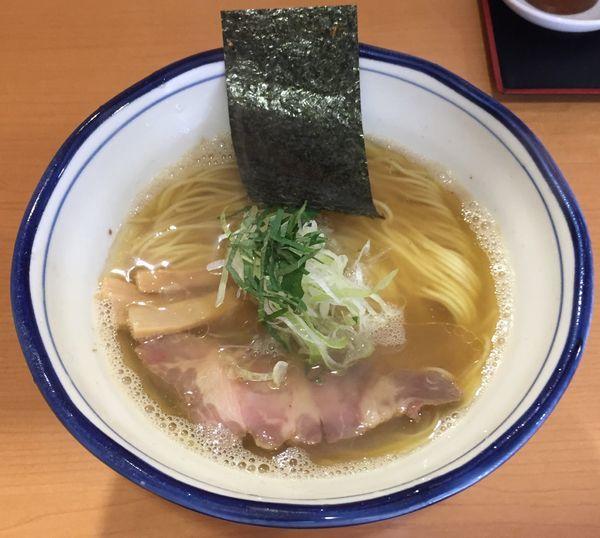 「塩ラーメン780円」@麺処 富士松の写真