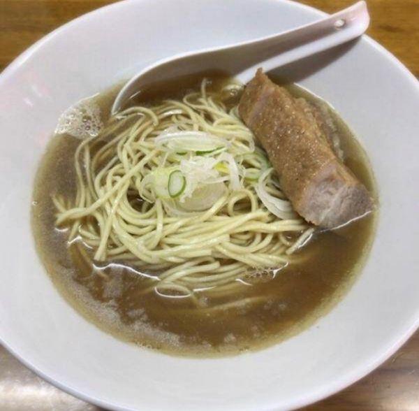「肉そば」@中華そば屋 伊藤の写真
