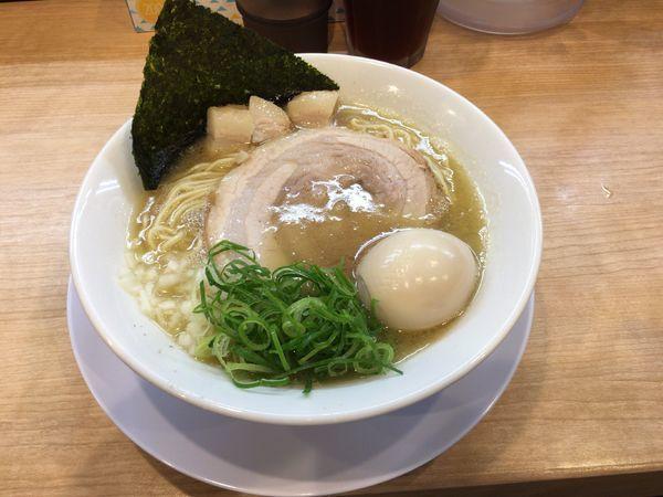 「特製鶏白湯ラーメン 900円」@麺屋 瑞風の写真