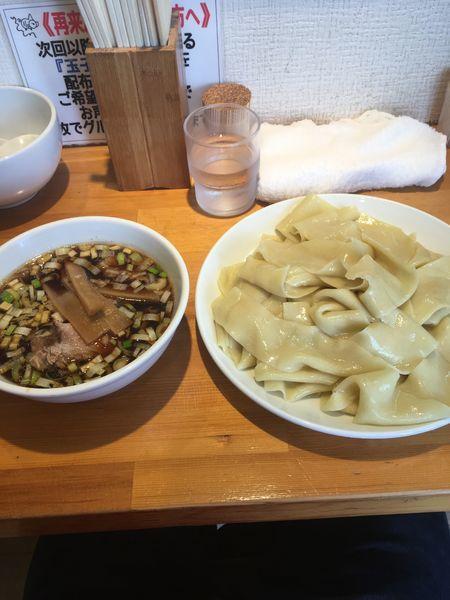 「つけ麺 凄平麺」@らぁめん りきどうの写真