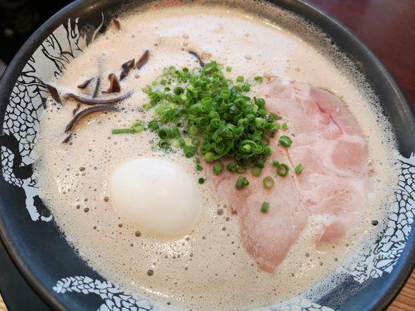 「味玉ラーメン」@博多一幸舎 総本店の写真