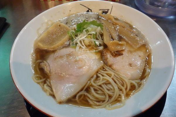 「津軽煮干中華蕎麦」@津軽煮干中華蕎麦 サムライブギーの写真