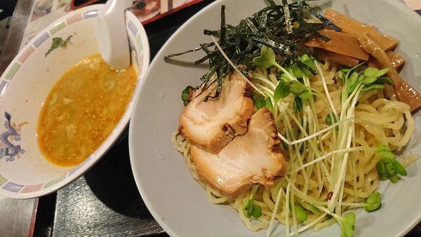「味噌つけ麺(680円)」@ラーメン王の写真