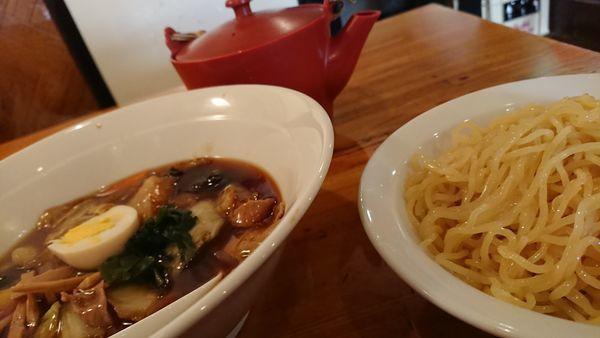 「大王つけ麺」@中華つけ麺大王 伊勢佐木町店の写真