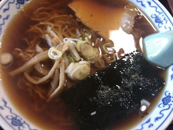 「米沢ラーメン650円」@たか富の写真