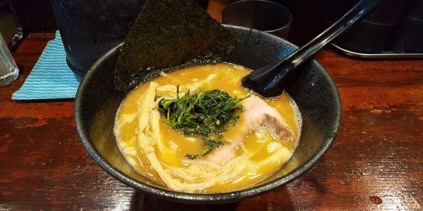 「大和田ラーメン」@麺屋 大和田の写真