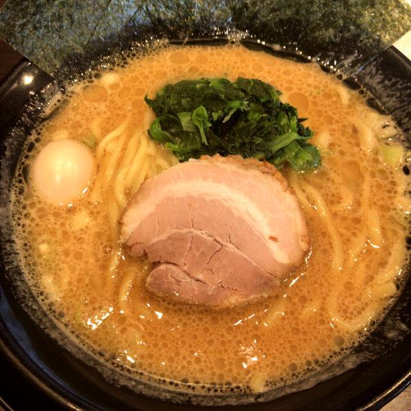 「ラーメン 680円」@横浜家系ラーメン 太田商店の写真