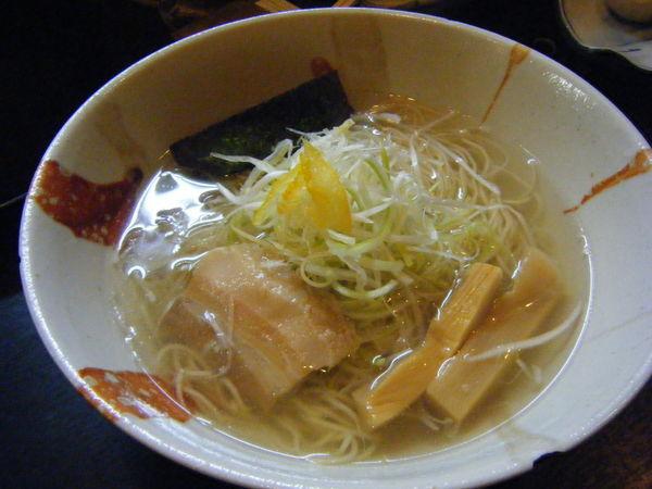 「鯛塩ラーメン」@麺匠 和蔵の写真