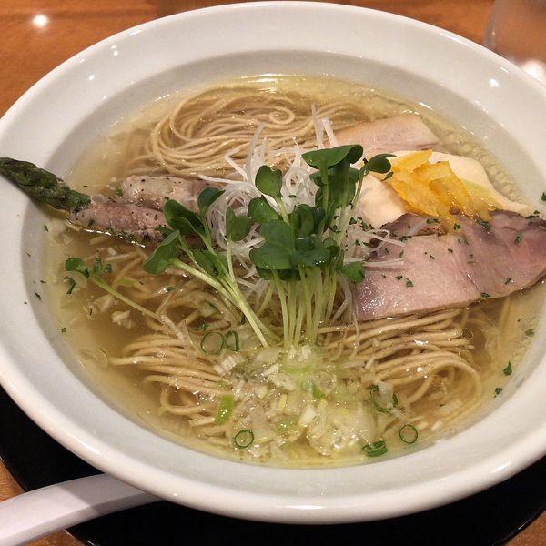 「塩そば(800円)」@和風鶏そば kouseiの写真