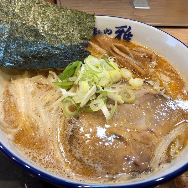 「焼味噌ラーメン(850円)」@麺や 雅 埼玉川口店の写真