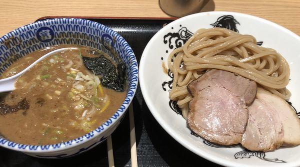 「濃厚つけ麺」@松戸富田麺業の写真