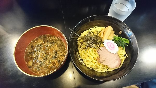 「つけ盛」@自家製麺 KANARIの写真