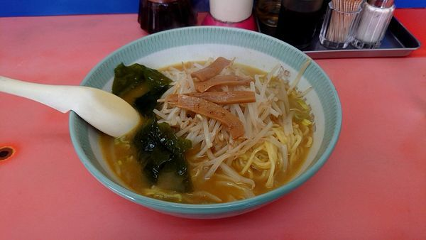 「カレーラーメン」@どさん子大将 十条店の写真