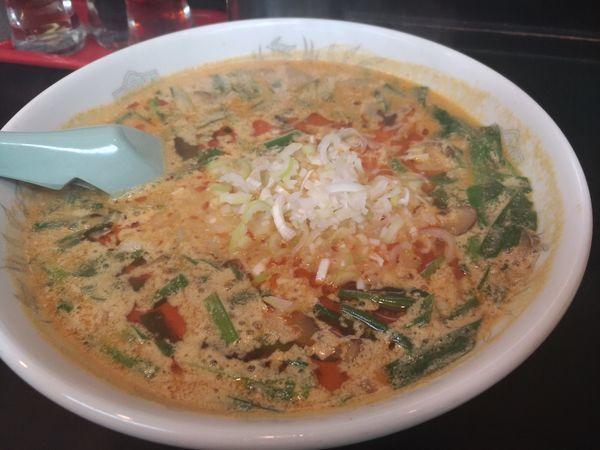 「タンタン麺」@春香の写真