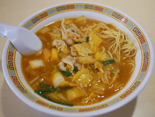 「みそスタミナラーメン 麺硬め」@天理スタミナラーメン 近鉄奈良駅前店の写真