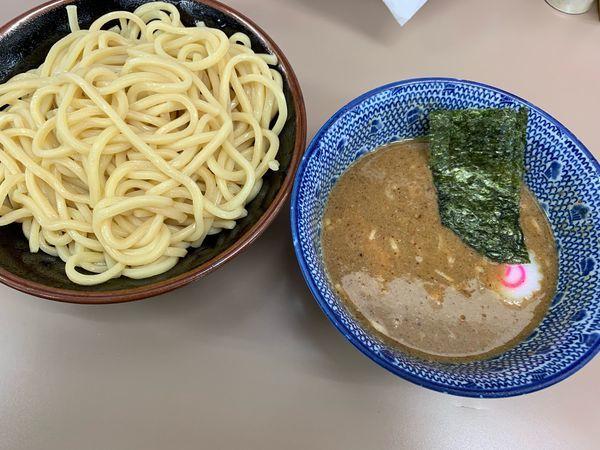 「つけ麺」@庵悟の写真