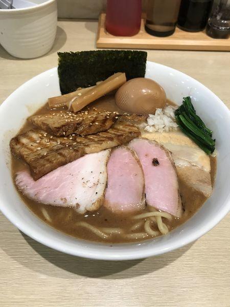 「豚白湯ラーメン」@心の味製麺の写真