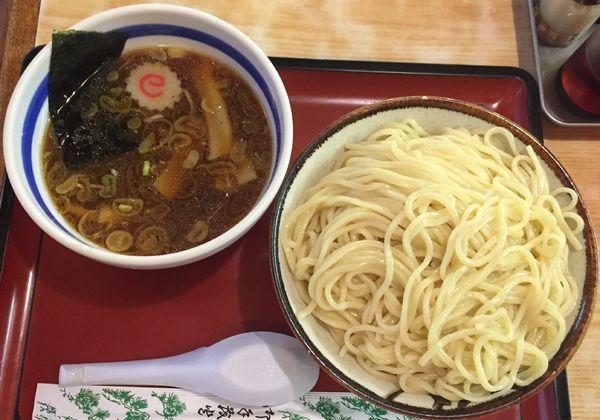 「もりそば730円」@十二社 大勝軒の写真