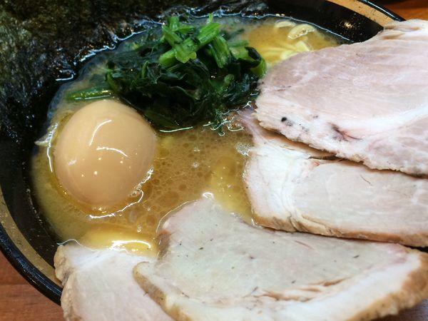 「チャーシュー麺並¥850、味玉¥100」@末廣家の写真
