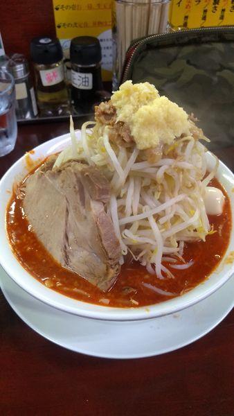 「魚火麺5辛」@僕との麺の写真